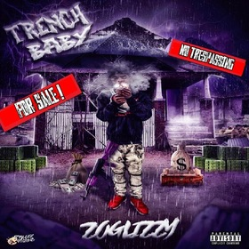 Trench Baby Zo Glizzy front cover