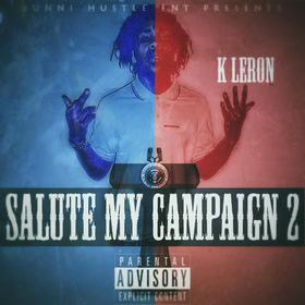 Salute My Campaign 2 K Leron  front cover
