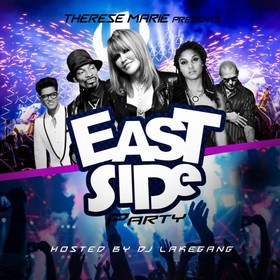 Eastside Party DJ LakeGang front cover