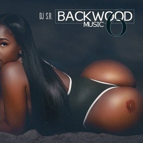 Backwood Music 6 DJ S.R. front cover