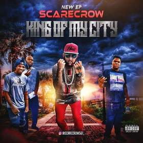 KING OF MY CITY SCARECROW front cover