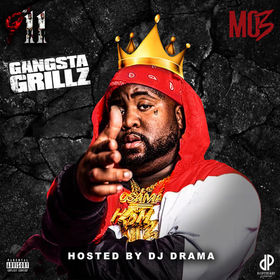 911: Gangsta Grillz Mo3 front cover