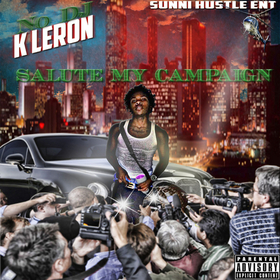 Salute My Campaign  K Leron  front cover