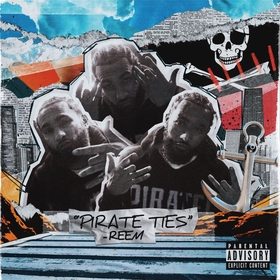 Pirate Ties Reem front cover