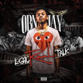 Logic Real Talk OBN Jay front cover