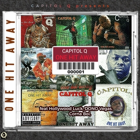 One Hit Away Capitol Q front cover