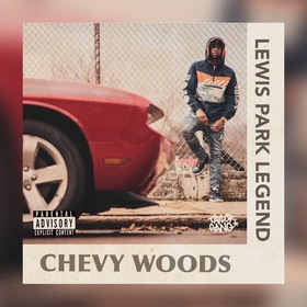 Lewis Park Legend Chevy Woods front cover