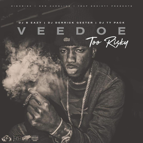 Too Risky Highrisk VeeDoe front cover