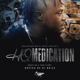 Medication HQ front cover