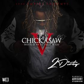 2Dirty (ChickASaw 5) DJ Stop N Go front cover
