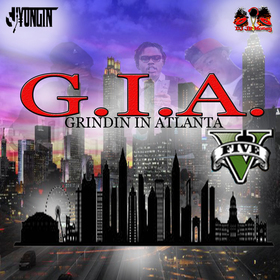 GRINDIN IN ATLANTA VOL 5 Various Artist front cover