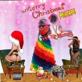 MERRY CHRISTMAS MIXTAPE Various Artist front cover