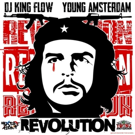 Revolution DJ King Flow front cover