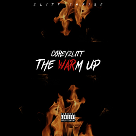 The Warm Up Vandal Gang front cover