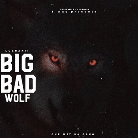 BIG BAD WOLF Lulbarii front cover