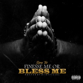 Finesse Me Or Bless Me Bama Tre front cover