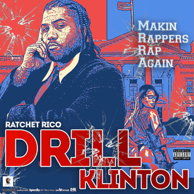 Drill Klinton Ratchet Rico front cover