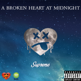 Broken Heart At Midnight KWS Supreme front cover