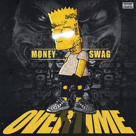 Overtime Money Swag front cover
