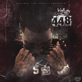 448 Tha Mixtape Wallway CNote front cover