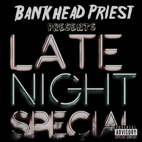 Late Night Speacial Bankhead Priest front cover