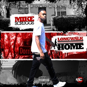 Long Walk Home Mike Scruggs front cover