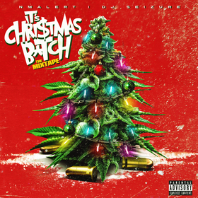 It's Christmas B*tch DJ Seizure front cover