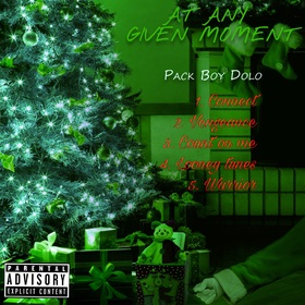 At Any Given Moment Pack Boy Dolo front cover