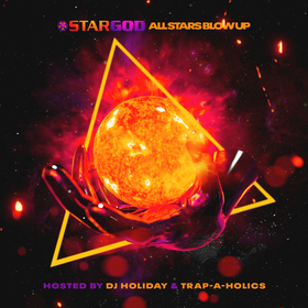 All Stars Blow Up Star God front cover