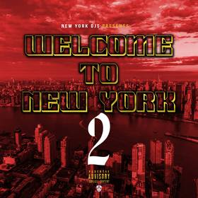 Welcome to New York Volume 2 DJ Cinco P Beatz front cover