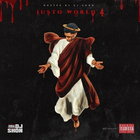Justo World 4 Lil Justo front cover