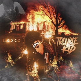 Lo G - Trouble Kid Lo Koop front cover