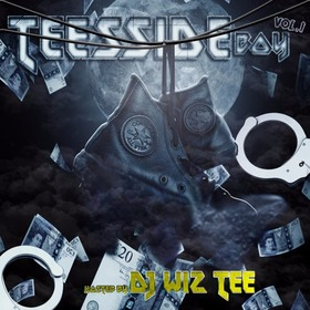 Teesside Boy Volume 1 ( Hosted By DJ Wizz Tee ) Yunghydro front cover