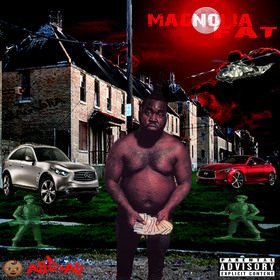 All Day Baby Vol1 Magnolia Fat front cover