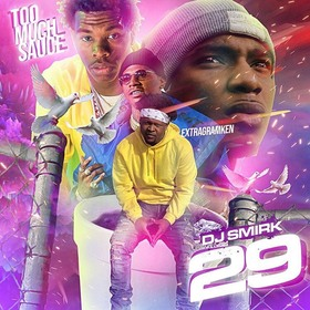 Too Much Sauce 29 DJ Smirk front cover