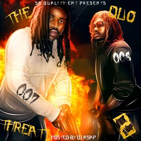 The Duo Threat 2 Star Gang front cover