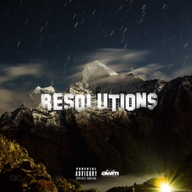 RESOLUTIONS And What Music front cover