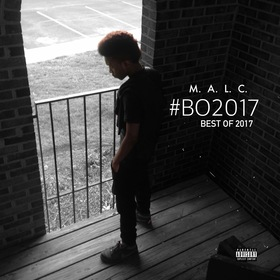 #BO2017 (Best of 2017) M.A.L.C. front cover