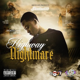 Highway Nightmare Showtime419 front cover