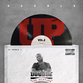 DOUBLE UP VOLUME 2 DJ Double J front cover