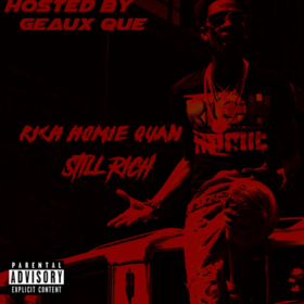 Rich Homie Quan - Still Rich Dirty Glove Bastard front cover