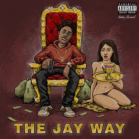 The Jay Way Lil Jay Brown front cover