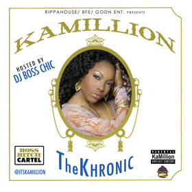 The Khronic Kamillion front cover