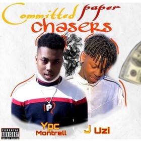 Committed Paper Chasers YPC Montrell & J Uzi front cover