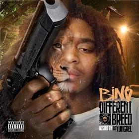 Different Breed Bino front cover