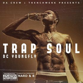 Trap Soul DC Young Fly front cover