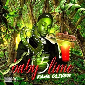 Baby 5lime Fame Oliver front cover