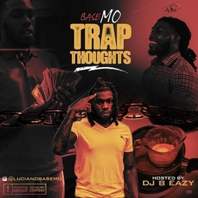 Trap Thoughts BaseMo front cover