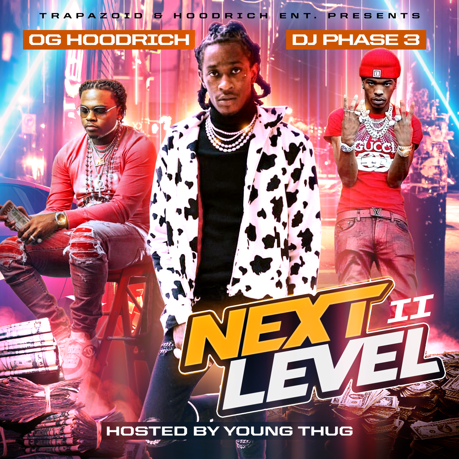 Next Level 2 DJ Phase 3 Front Cover