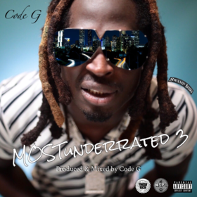 mostunderrated 3 Code G front cover